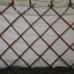 FB Yurt, pattern