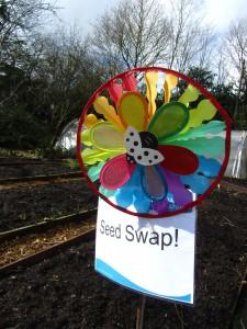 Bring Seeds to Swap